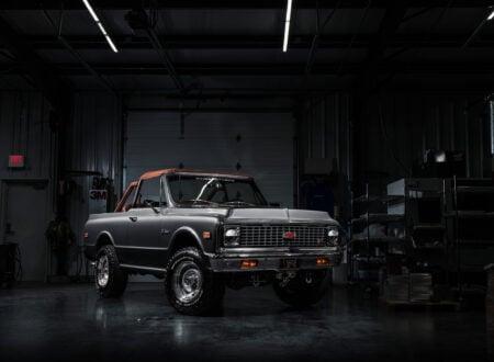 Chevrolet K-5 Blazer
