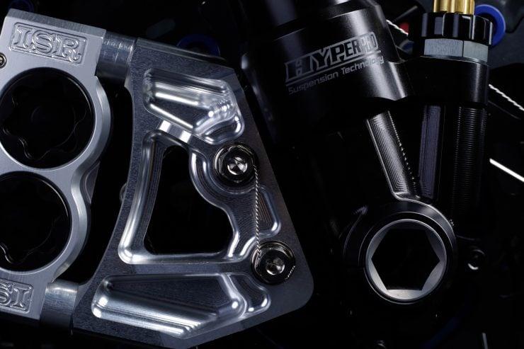 Custom BMW R nineT Brake 2
