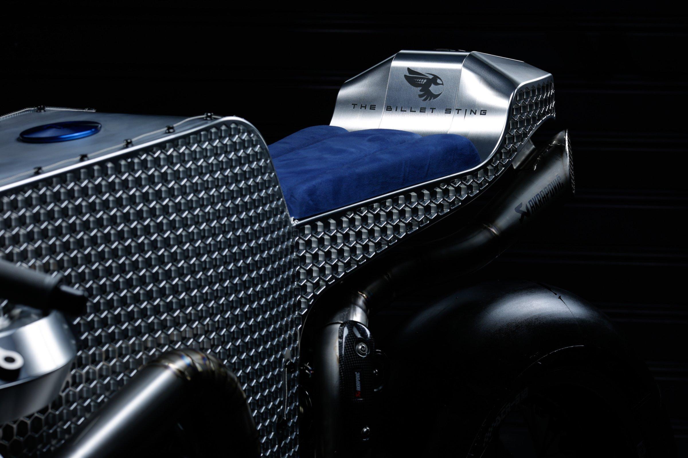 Custom BMW R nineT CNC Alloy