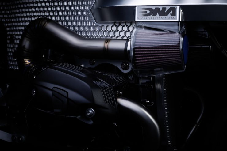Custom BMW R nineT DNA Air Filter 2