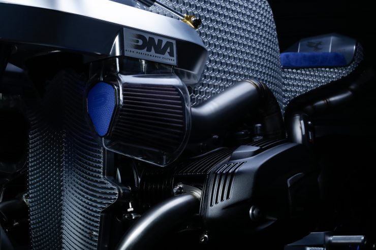 Custom BMW R nineT DNA Air Filter