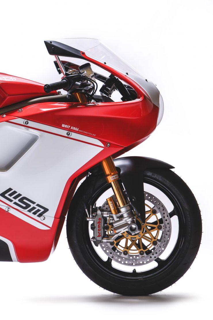 Custom Ducati Front