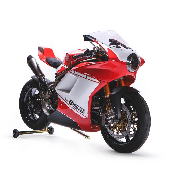 Custom Ducati Main