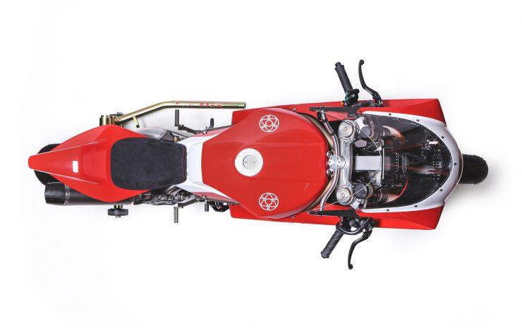 Custom Ducati Overhead