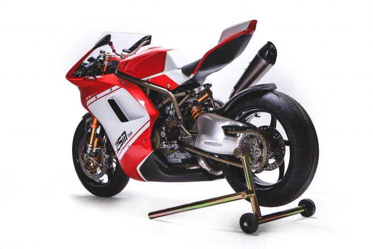 Custom Ducati Rear 2