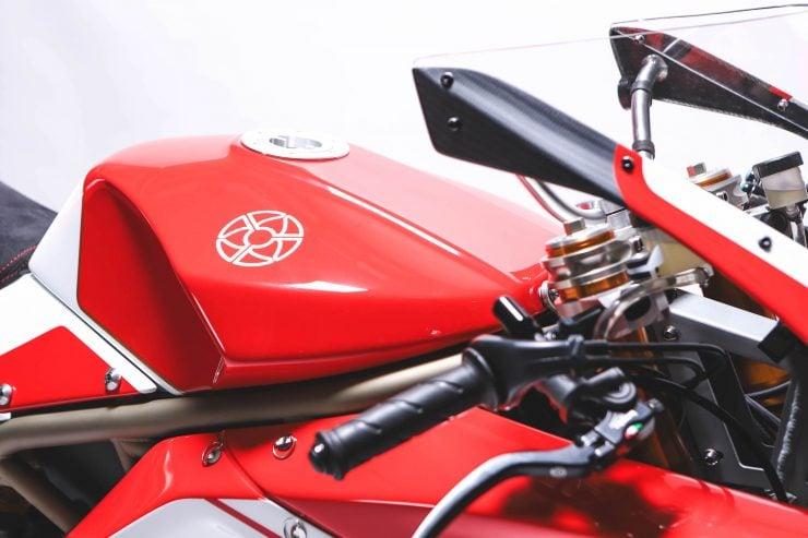 Custom Ducati Tank