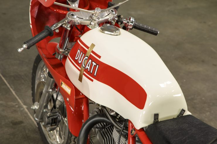 Ducati 750 Sport Fuel Tank