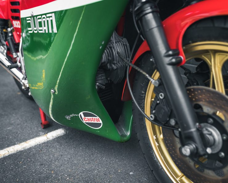 Ducati 900 Mike Hailwood Replica Fairing Lower