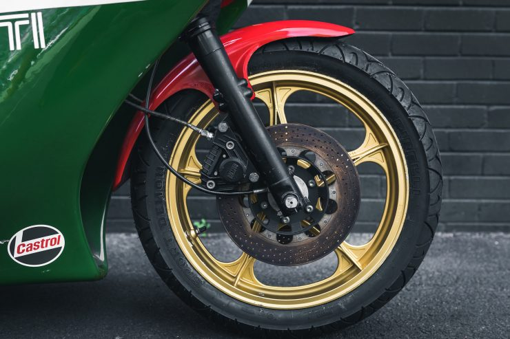 Ducati 900 Mike Hailwood Replica Front Brake