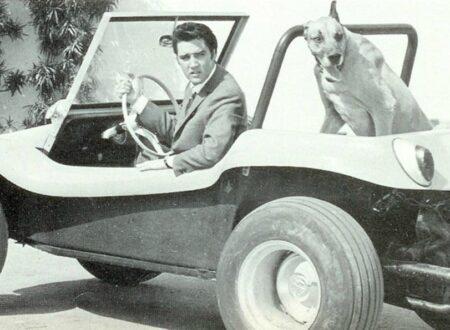 Elvis Presley Meyers Manx