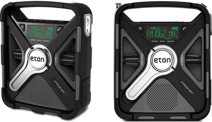 Eton Emergency Survival Radio