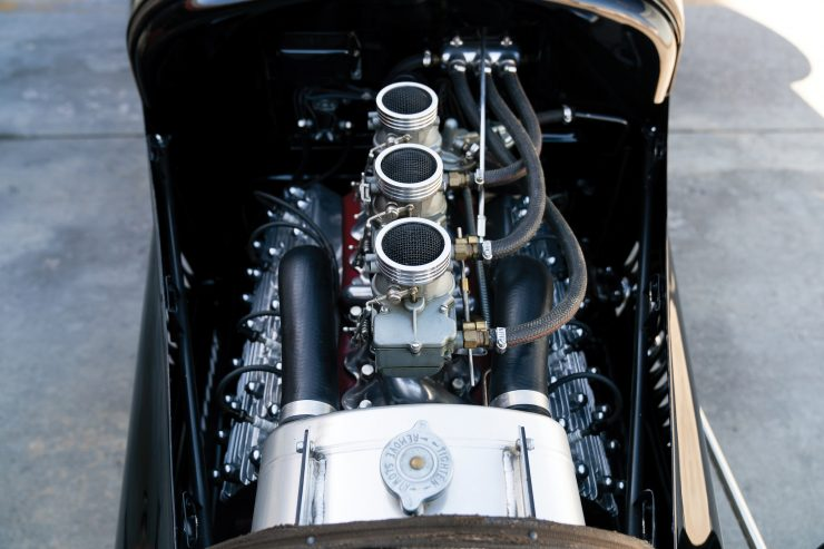 Ford Model T Hot Rod Engine