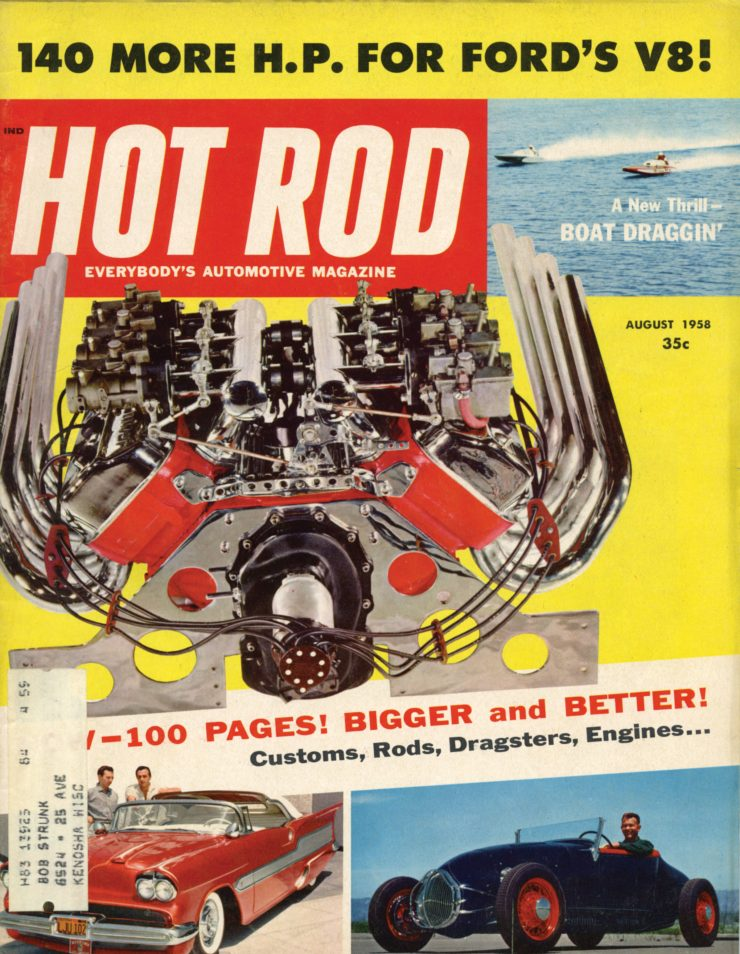 Ford Model T Hot Rod Magazine