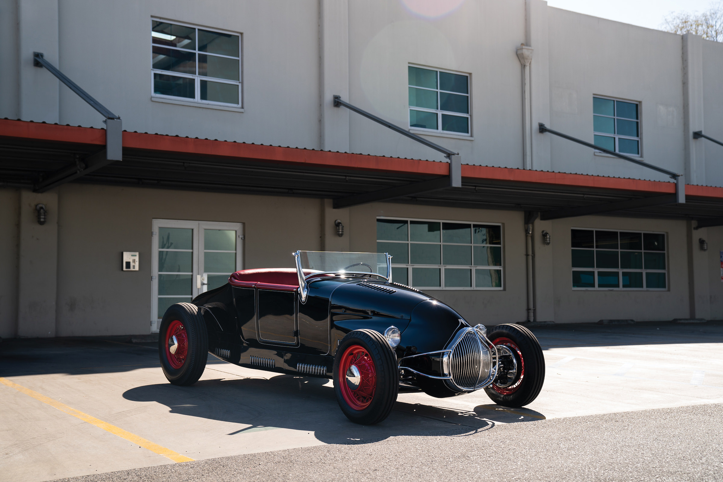 Ford Model T Hot Rod Roadster