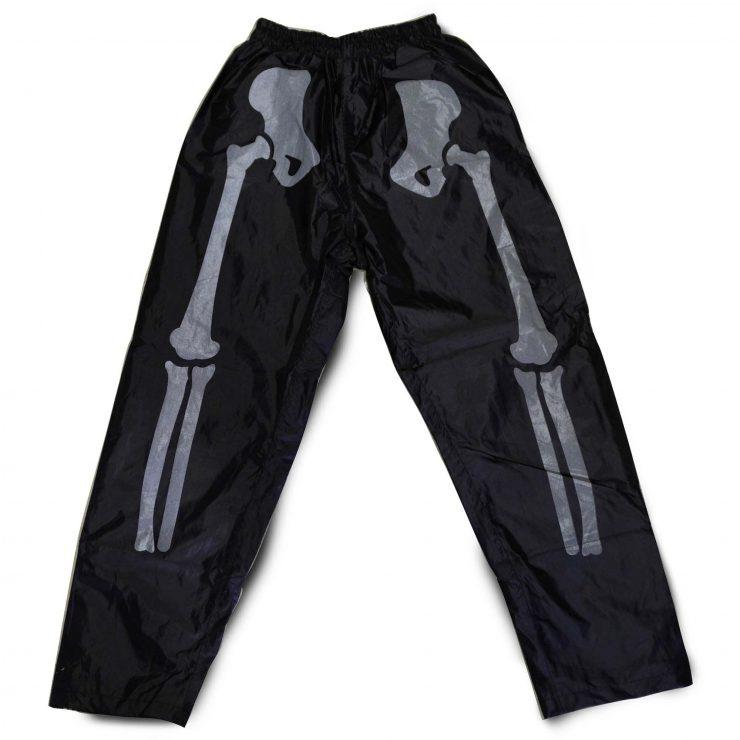 Fuel Day Of The Dead Rain Suit Pants