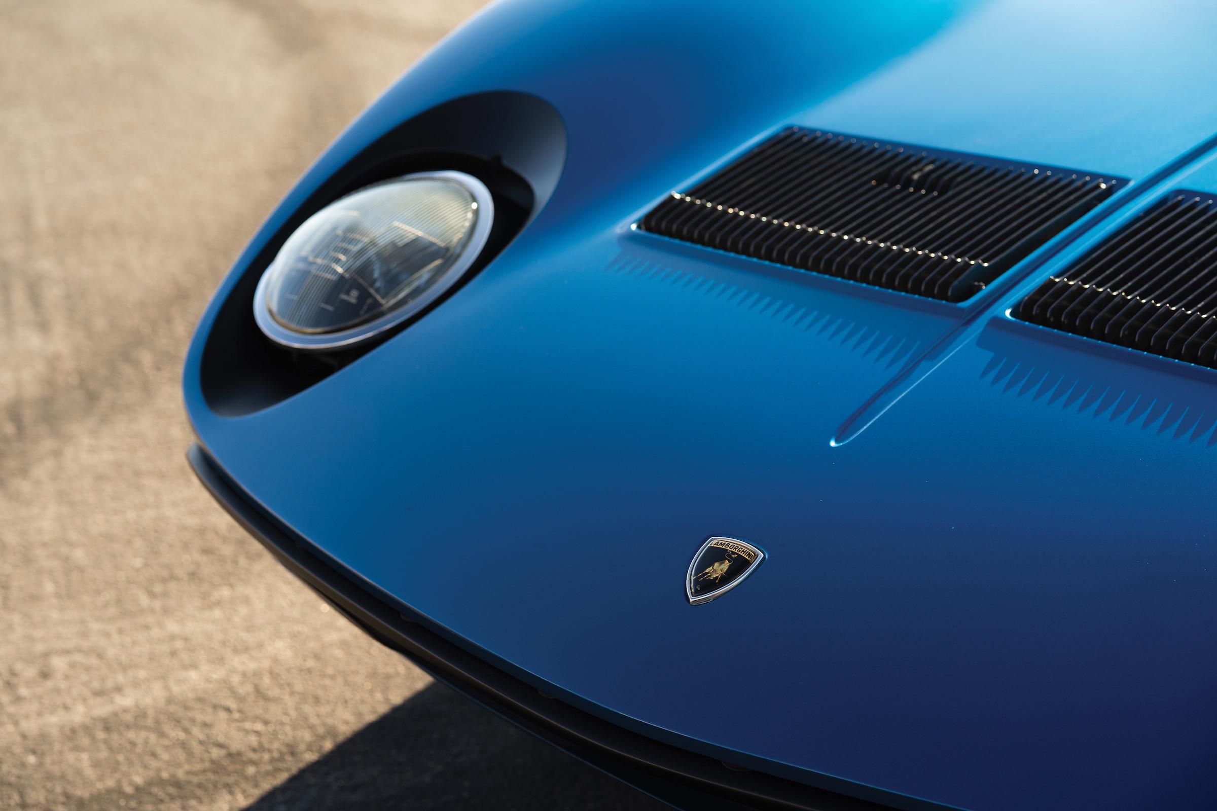 Lamborghini Miura P400 Sv The Godfather Of All Modern Supercars