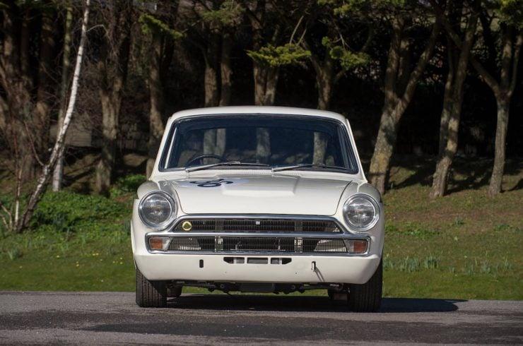 Lotus Cortina Mk1 Front