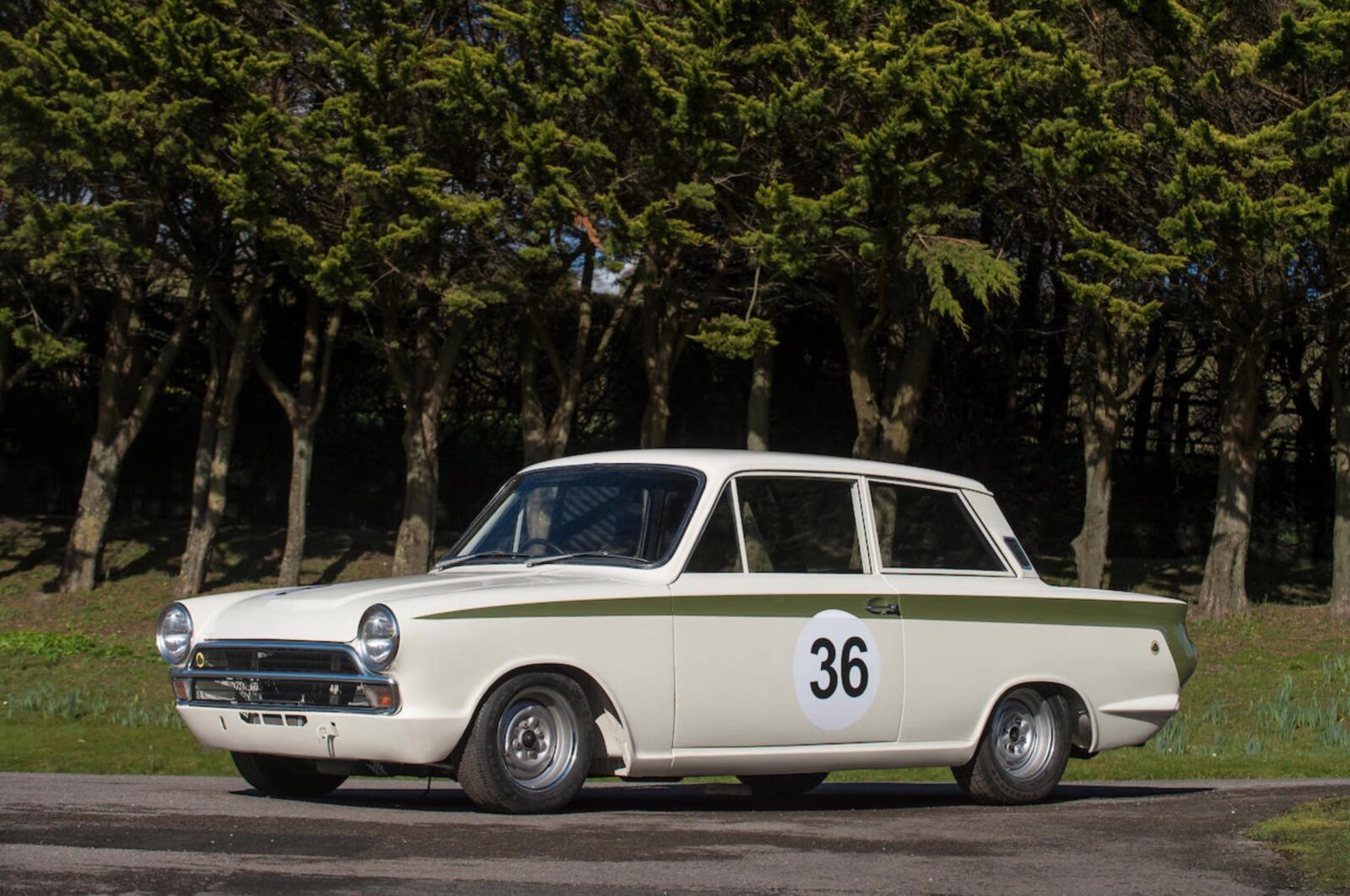 Lotus Cortina Mk1 Main