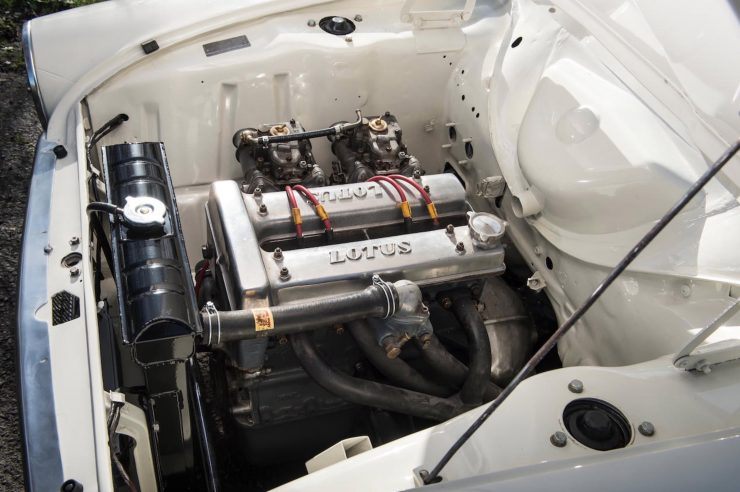 Lotus Cortina Mk1 Twin Cam Engine 2