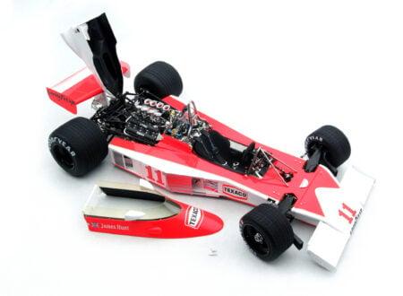 McLaren M23D Japanese Grand Prix F1 Car 2