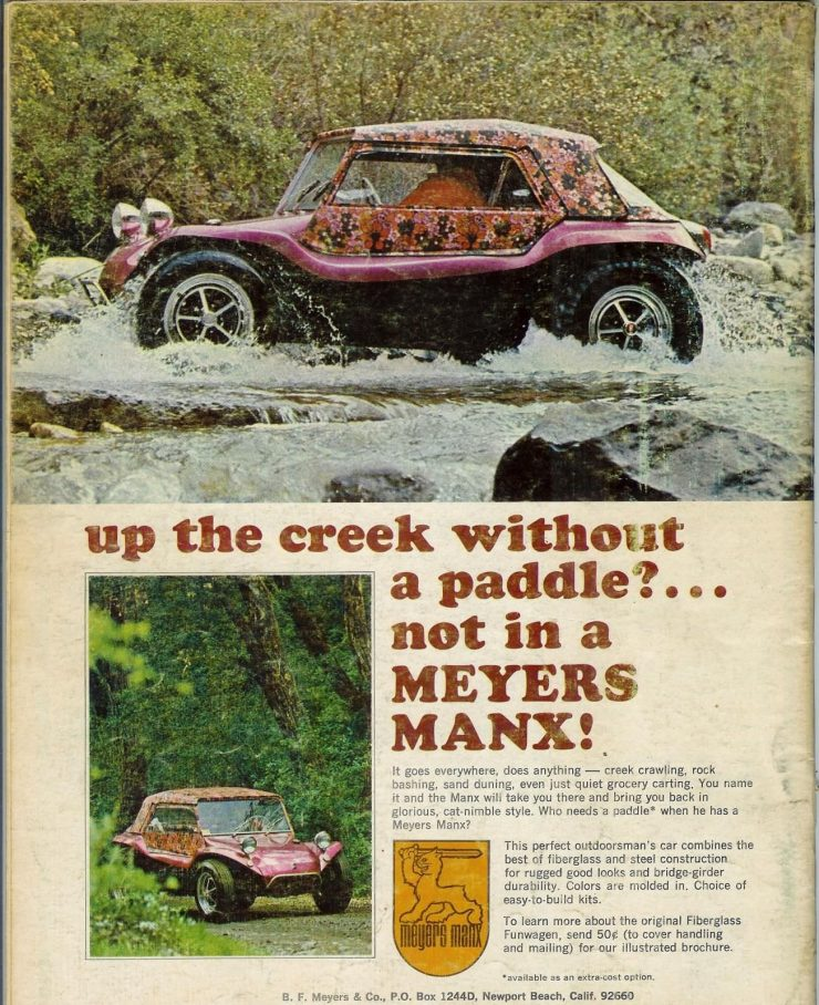 Meyers Manx Brochure
