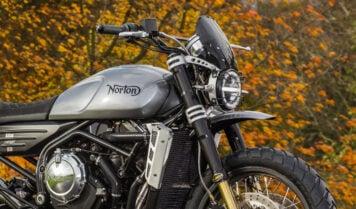Norton Atlas Ranger Front