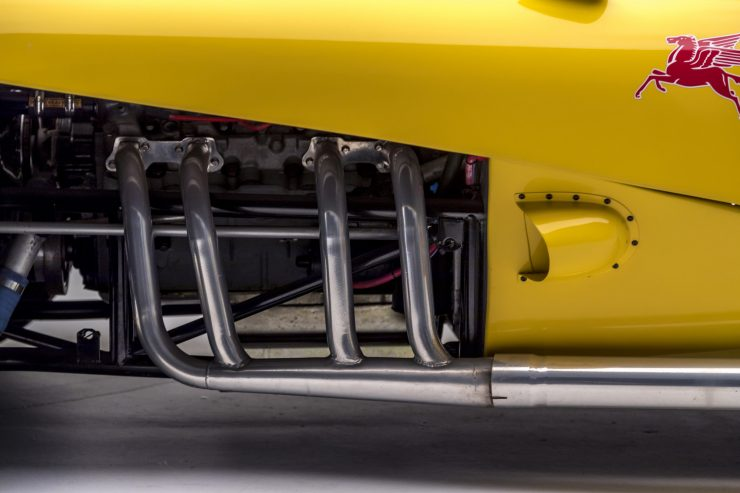 Ol' Yaller Mark IX Race Car Headers