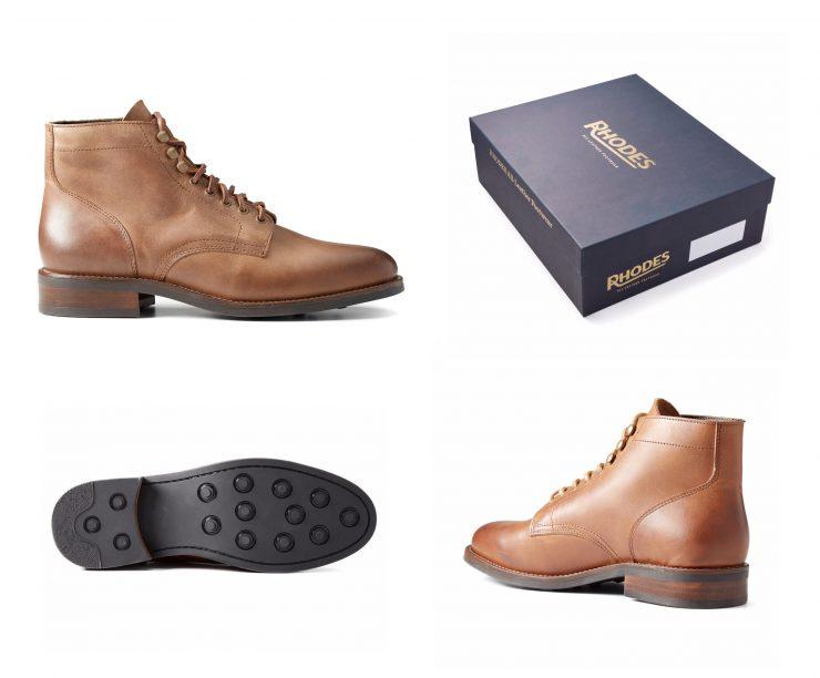 Rhodes Dean Boot