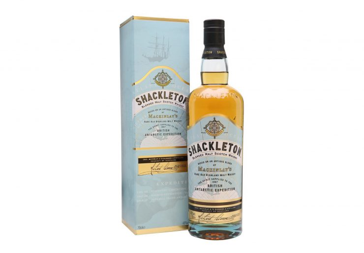 Shackleton Blended Malt Scotch Bottle