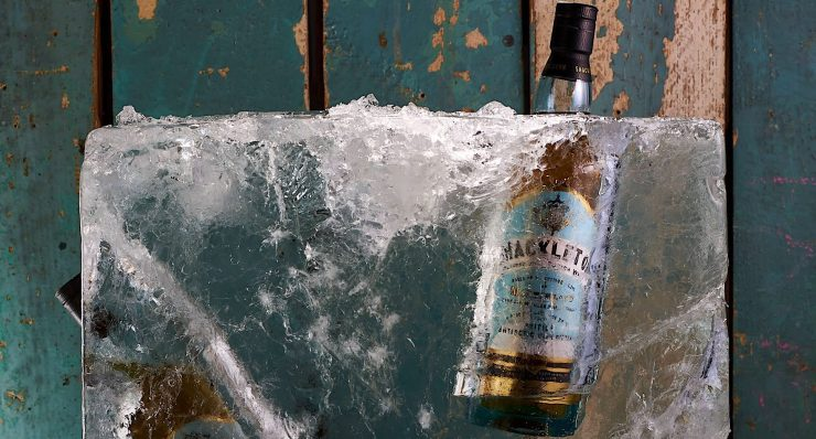Shackleton Blended Malt Scotch Ice
