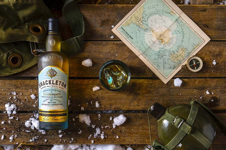 Shackleton Blended Malt Scotch Main