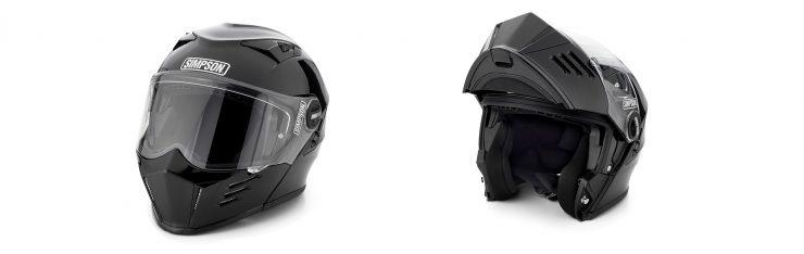 Simpson Mod Bandit Helmet 2