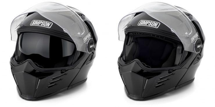Simpson Mod Bandit Helmet 4