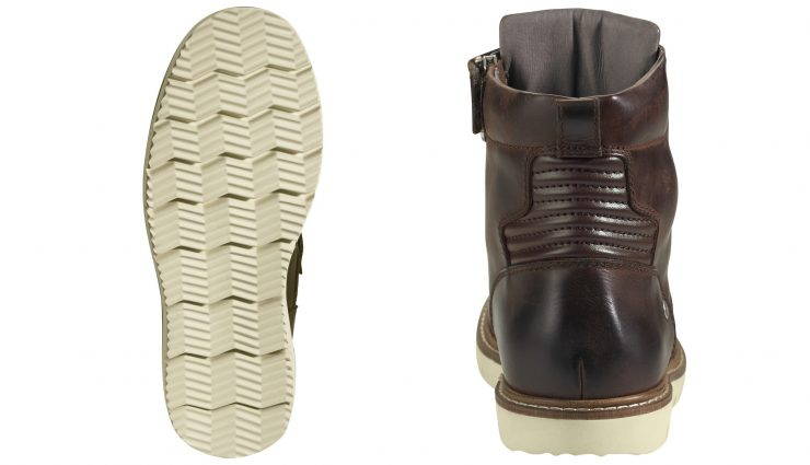 Spidi X-Village Boots Back + Sole