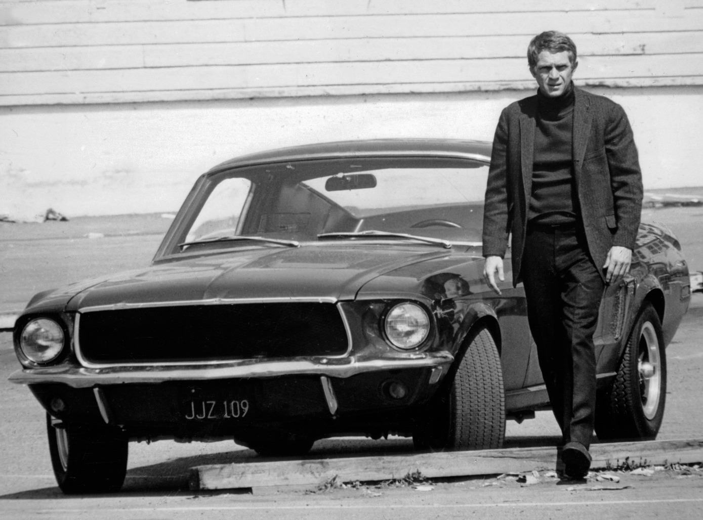 Free Documentary: The Making Of Bullitt with Steve McQueen