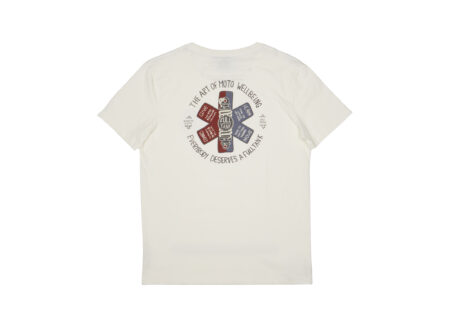 The Art of Moto Wellbeing T-Shirt by Full Tank