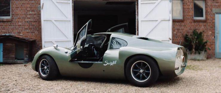 Vixen GT Car