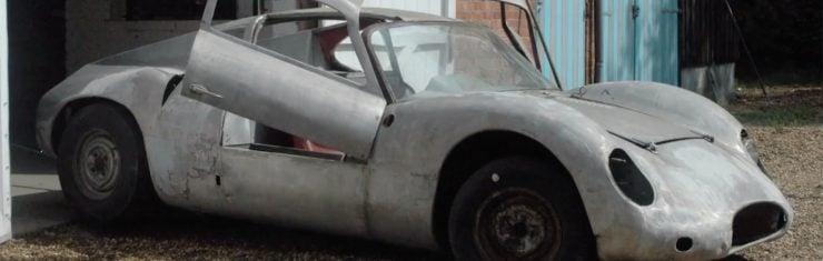Vixen GT Pre-Restoration