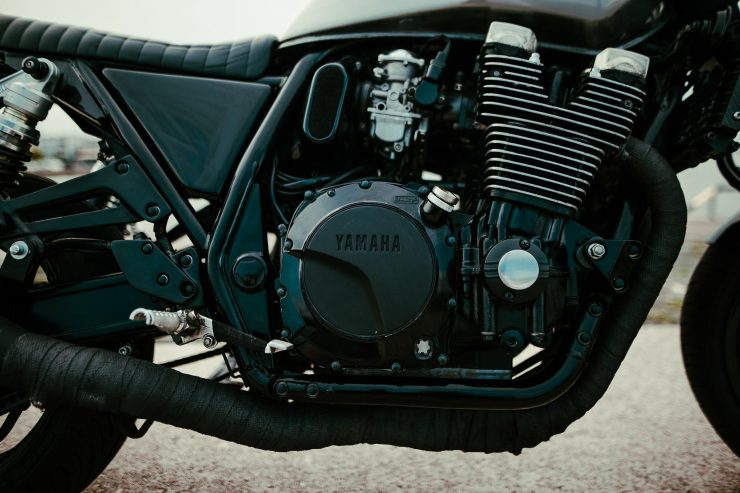 Yamaha XJR1300 Engine