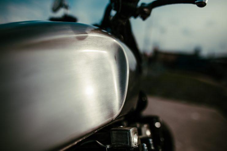 Yamaha XJR1300 Fuel Tank
