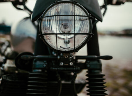 Yamaha XJR1300 Headlight