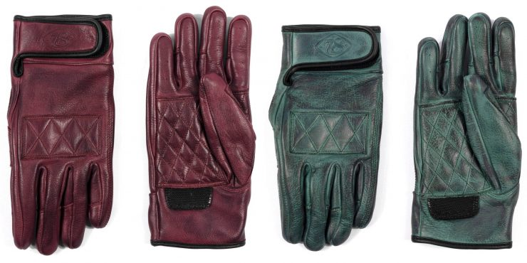 78 Motor Co Sirocco Motorcycle Gloves 2