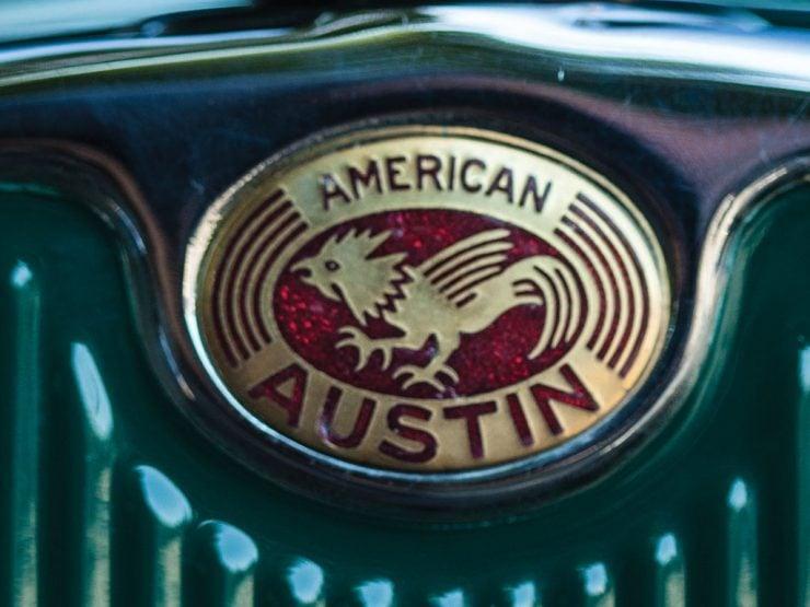 American Austin Bantam badge