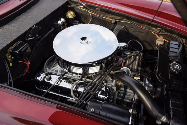 Apollo 3500 GT Buick V8 Engine