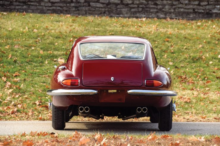 Apollo 3500 GT Rear