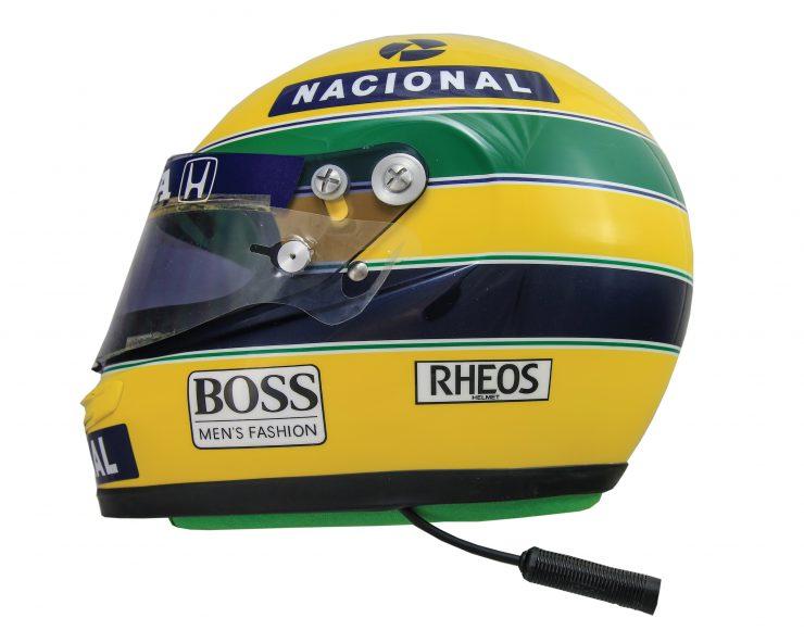 Ayrton-Senna-McLaren-Helmet Side 2