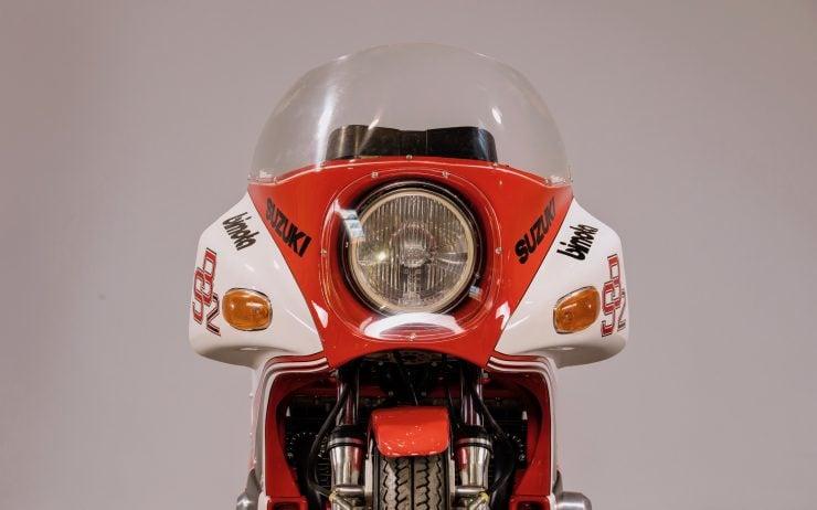 Bimota SB2 Motorcycle Front