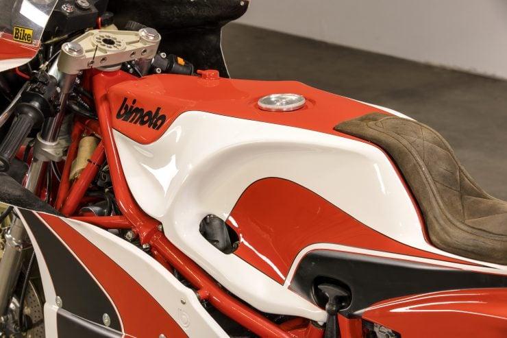 Bimota SB2 Motorcycle Fuel Tank