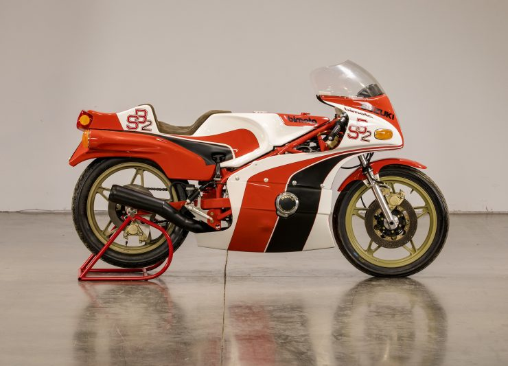 Bimota SB2 Motorcycle Side 2