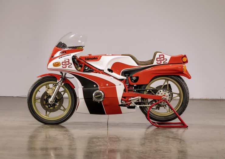 Bimota SB2 Motorcycle Side